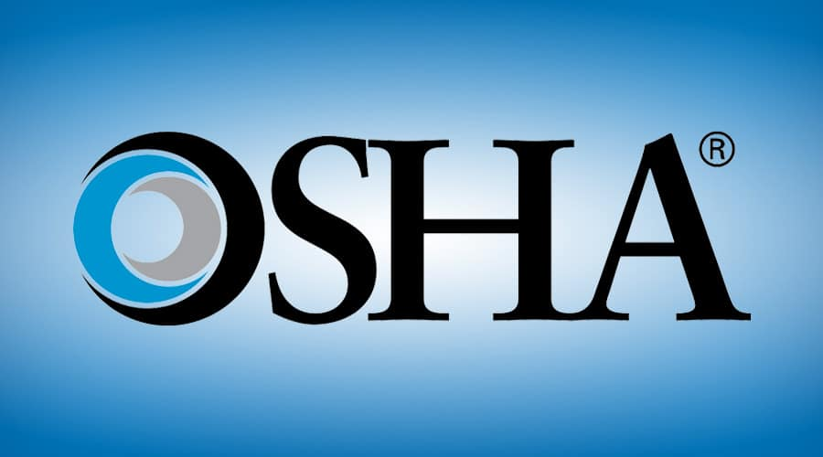 Occupational Safety and Health Administration (OSHA) new FAQs