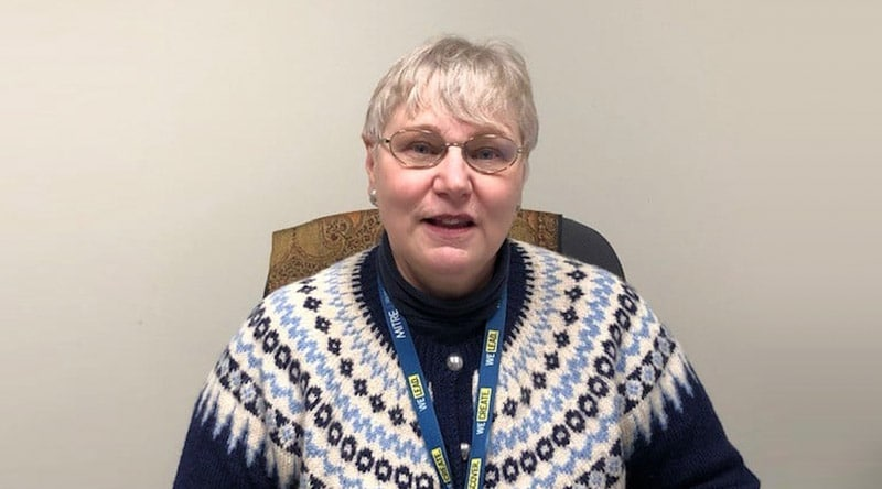 Ellen Dobson is celebrating 20 years at Occ Health Connections!