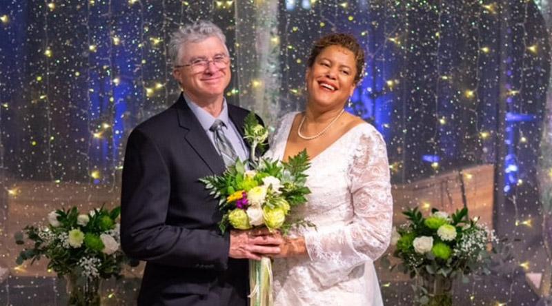 We are happy to celebrate Malissa Christeson RN wedding to Patrick O'Brien!